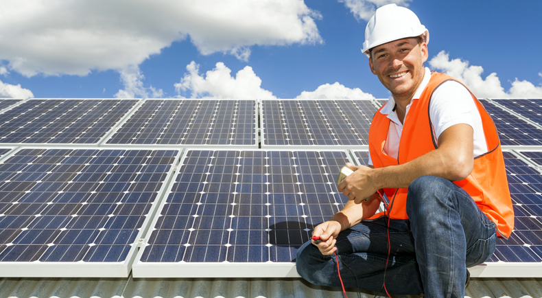 We can help find the right solar panel installer for you
