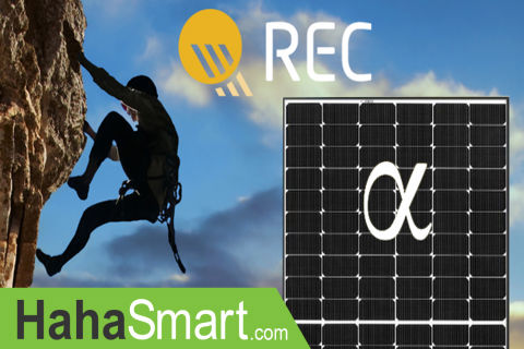 The REC Group Launches the new Alpha Series Solar Panels at SPI 2019