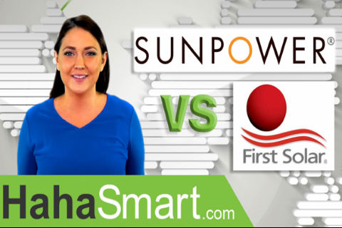 SunPower and First Solar Adopt Opposite Business Stategies