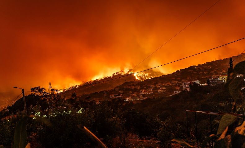 PG&E shuts off power to prevent wildfire in California