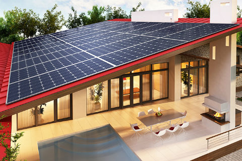 Solar Panels Help Improve Home Sale Price