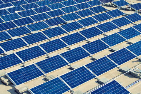 Hanwha Q Cell Provides Almost 15 000 Solar Panels For