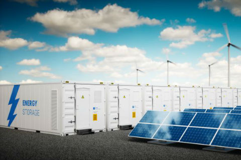 D.C.'s First Solar + Storage Resiliency System