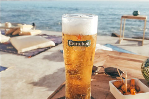 Heineken Goes Green